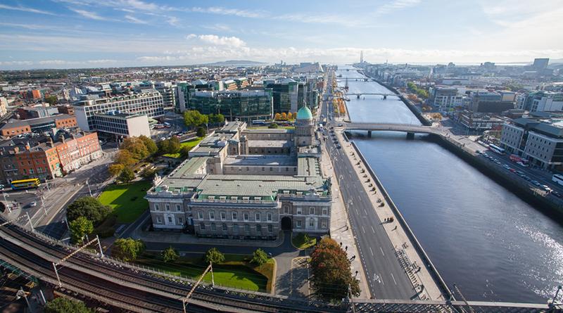【投書】以「愛爾蘭」為鏡,可以「拼經濟」!