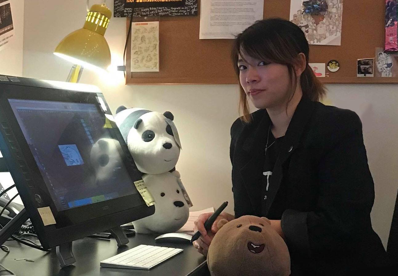 27歲的你在做什麼?台灣女孩已經站在世界動畫中心
