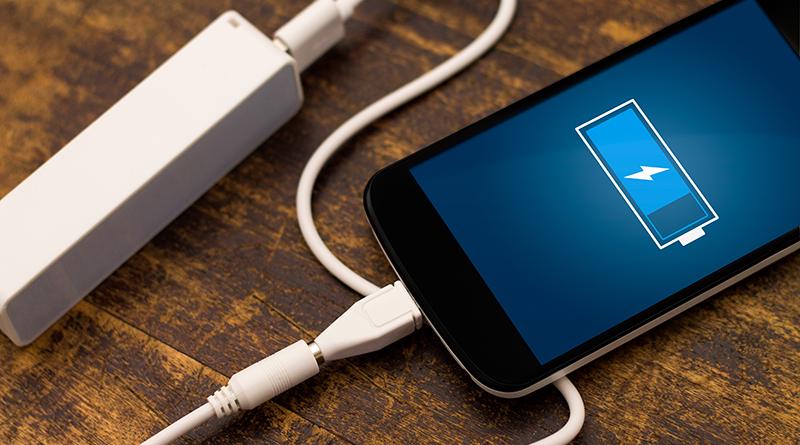 你的手機一天要充幾次電呢?