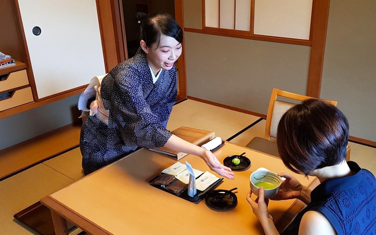 【有影】體驗獨有日式管家服務 北投加賀屋傳遞和風待客之道