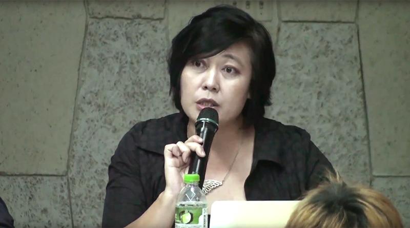 媒體併購 準NCC主委詹婷怡:需符合國安、言論自由、文化多樣三原則