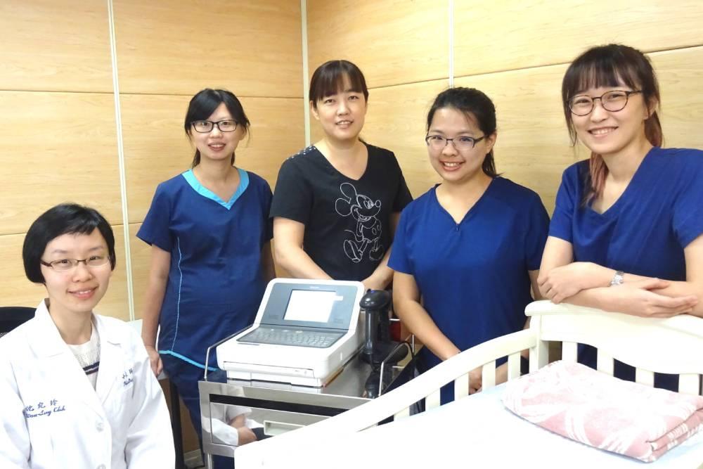 妳家寶寶滿月健檢 有納入心電圖檢查嗎?