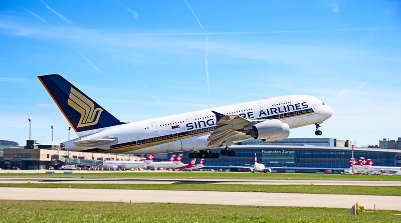 新航挑戰全球最長航線「新加坡-美國紐約」