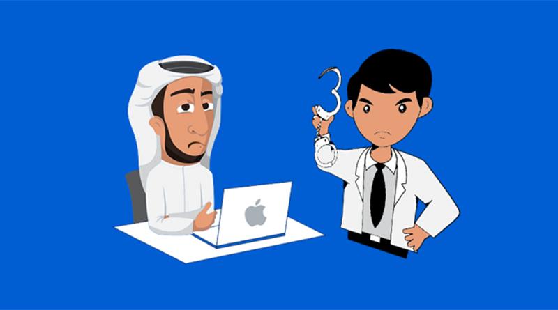 旅客們注意!中東國家網路使用禁忌