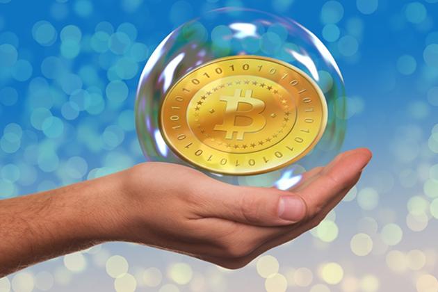 比特幣、ICO走向泡沫化?盧瑞山:樂觀看待