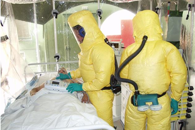 【有影】要命「伊波拉」又來了! 剛果死亡率飆近5成