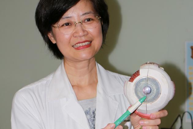 移植手術大突破 捐贈角膜可擴大適用範圍
