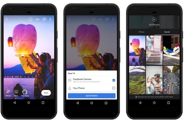 Facebook Stories 推「三大新功能」 挽救低迷的使用人數?