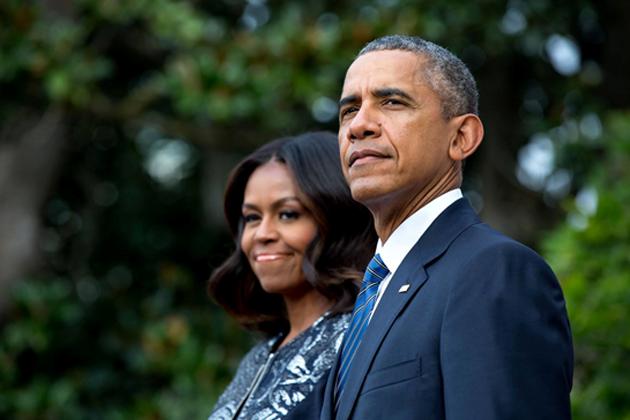 不當總統當電影監製!歐巴馬夫婦與Netflix簽訂合約