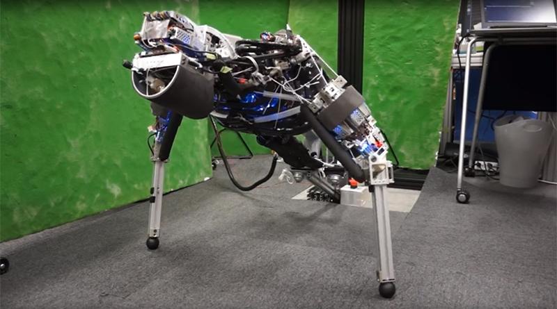 東京大學發明會「流汗」的新型機器人