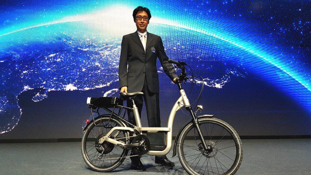 【有影】全球首款ionex電動輔助自行車Klever B-Ionex亮相 年底在台發售