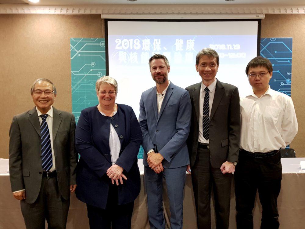 【有影】國際核能專家來台開講 破解台灣核電迷思