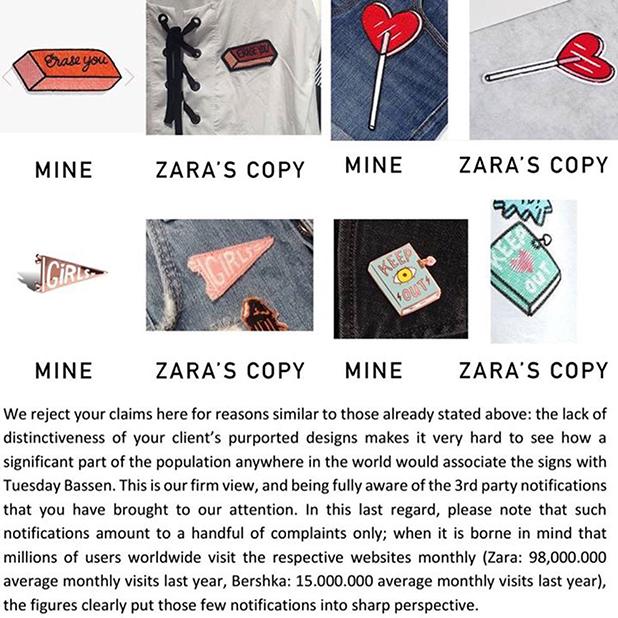 消費者,拒買慣性抄襲者ZARA吧!02