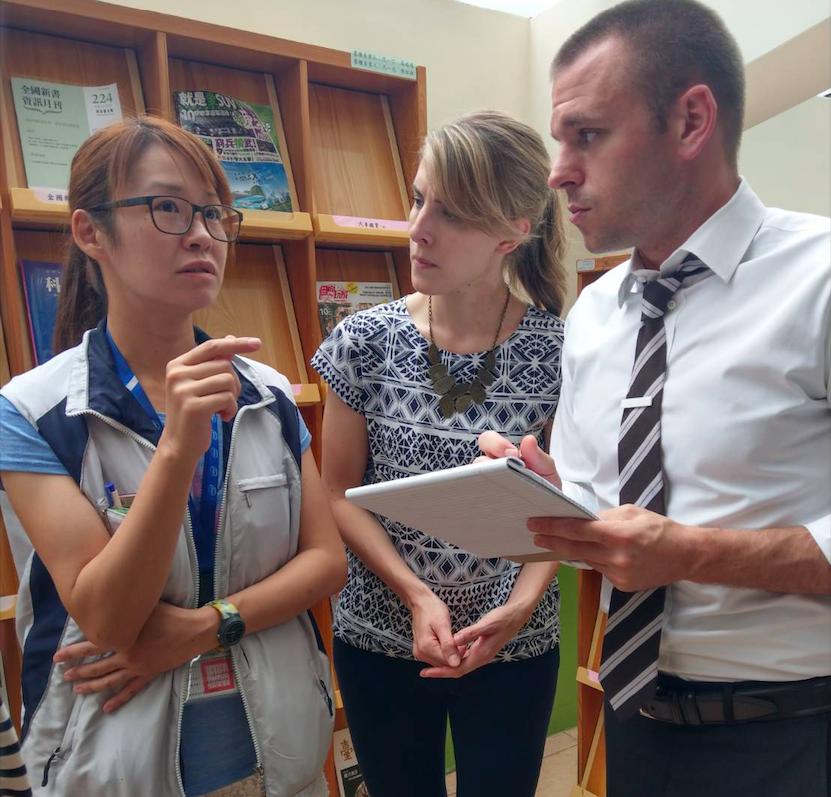 台灣抗流感「打」出好成績 吸引美專家跨海來取經
