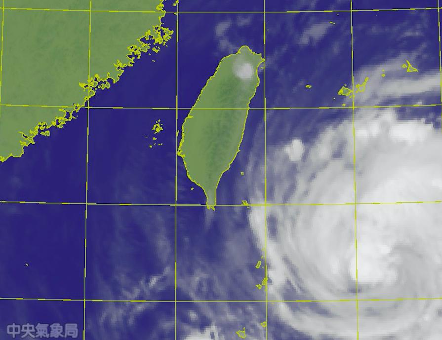 颱風「米塔」來了停班課!  北台灣各大醫院開不開診一覽瞧這