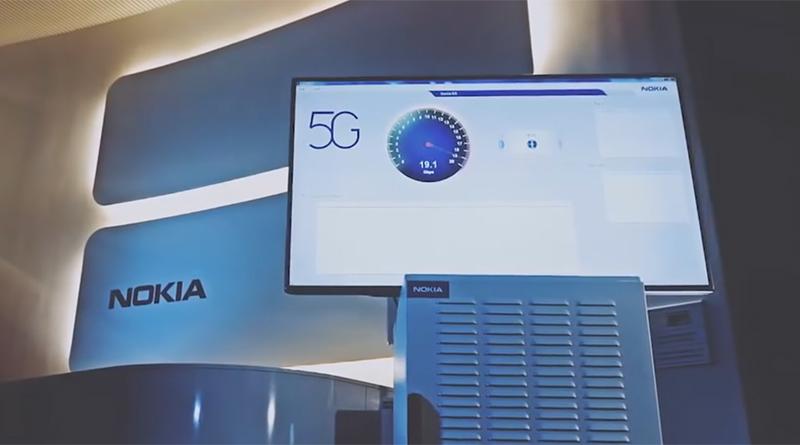 超越4G! Nokia加拿大5G首測試