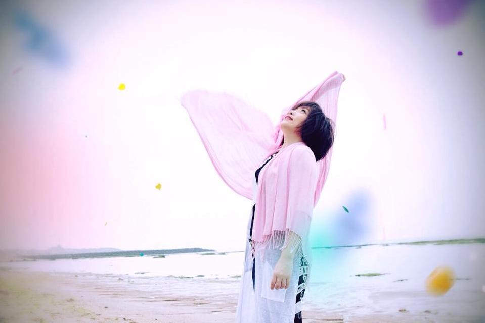 【CNEWS人物】阮丹青專訪/紫色之光 找出天賦盡情揮灑