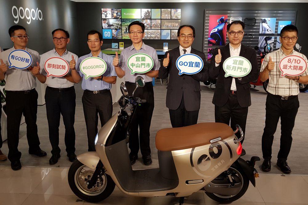 【有影】鋪天蓋地大作站!Gogoro宣示年底完成全台1000個電池交換站