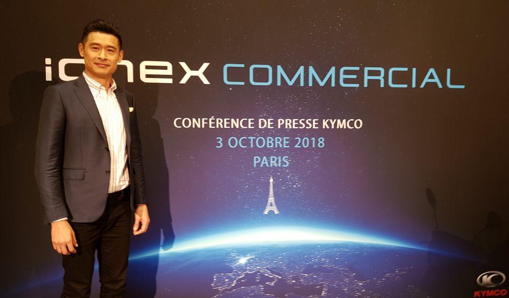 柯勝峯:電動車市場需求遠大於供給 光陽ionex團隊已經準備好了
