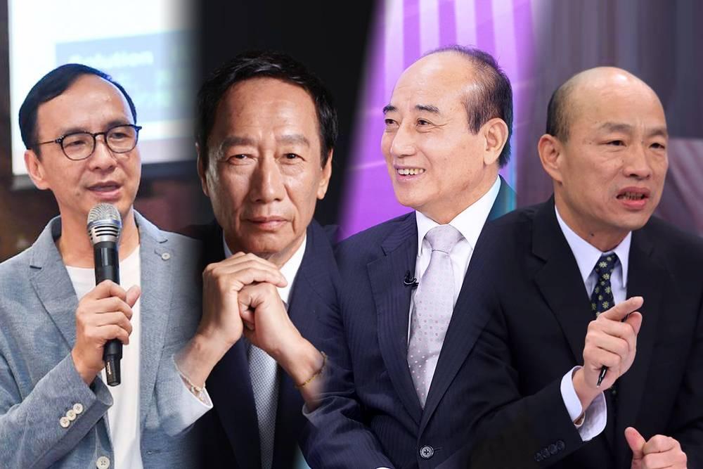 【匯流民調】蒙志成評論/蔡英文是韓國瑜的最佳助選員 美中貿易熱戰是郭台銘的勝選契機