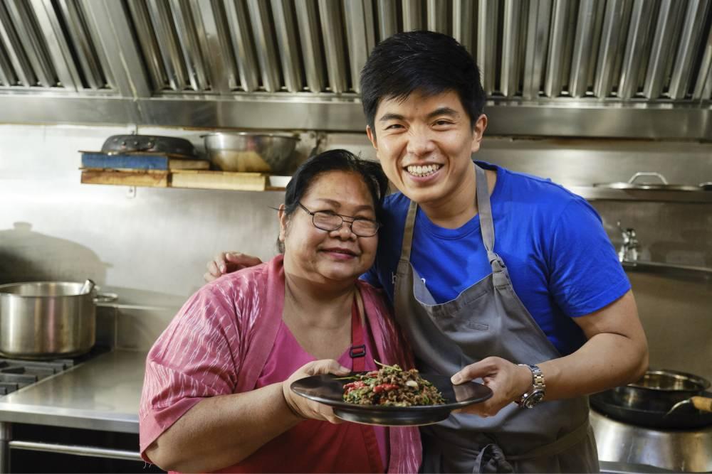【有影】米其林一星泰式Baan台北 開幕周年推饕客最愛「裡菜單」