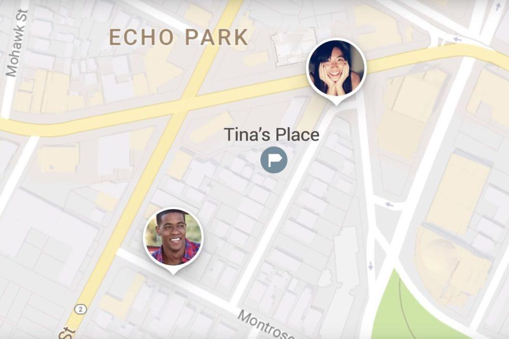朋友到哪了?Google地圖「即時位置」分享功能開始支援第三方App