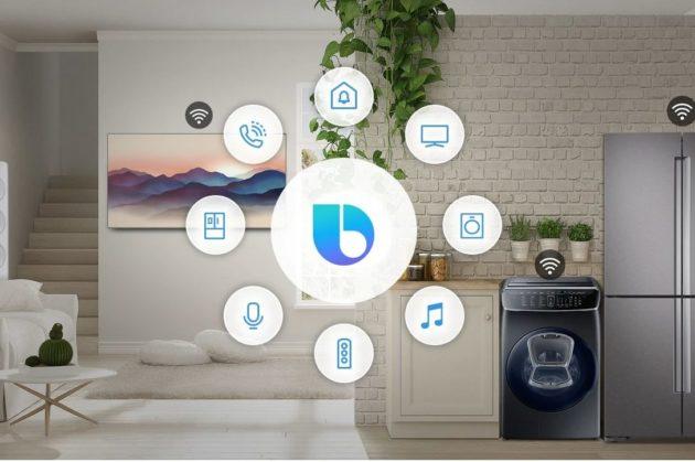 再押注虛擬助手Bixby!2020年每款三星家電都有它
