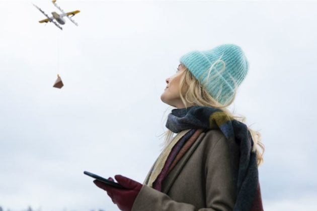 Google母公司計畫明年在芬蘭推「無人機送貨服務」