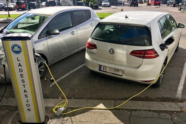 挪威電動汽車創紀錄!佔所有新車銷量的1/3
