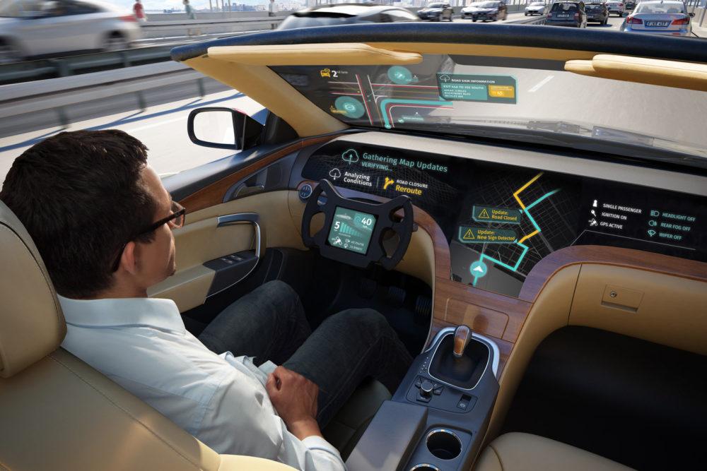 微軟涉足自動駕駛汽車 助LG改進技術
