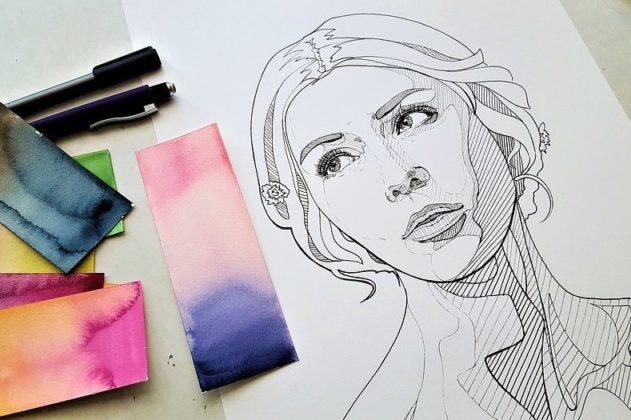 藝術與科技的結合?機器人藝術家Ai-Da可畫出逼真肖像畫 作品11月展出