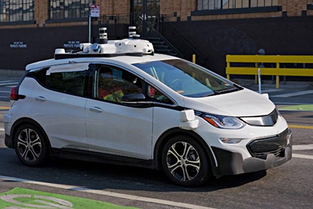 日本首次使用5G網路對自駕車進行路測
