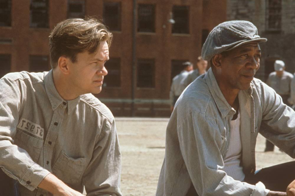 IMDb首位、影迷心中的不敗經典!《刺激1995》25週年重新上映 帶你一起逃出「鯊堡監獄」