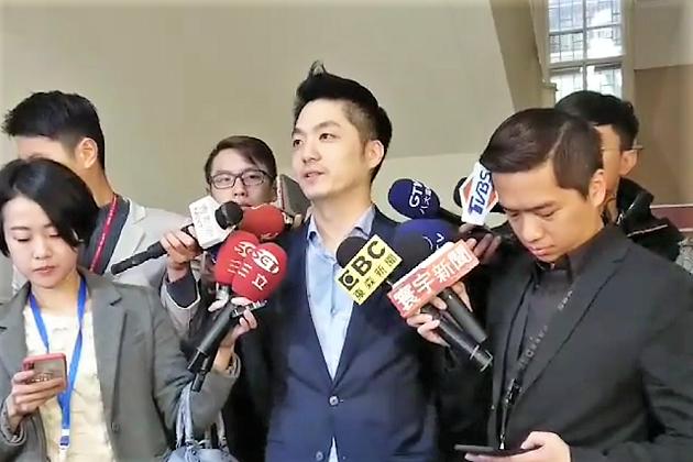 震撼!蔣萬安不選台北市長 國民黨:按初選機制提最有勝算的人