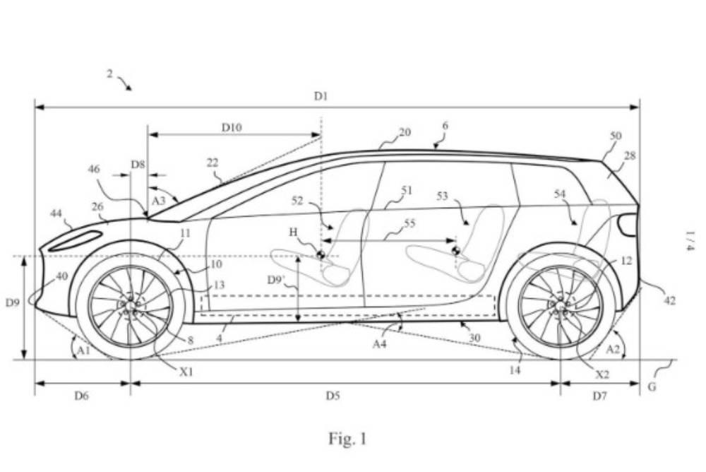 將進軍電動車市場!Dyson砸數十億美元「初期設計圖」曝光
