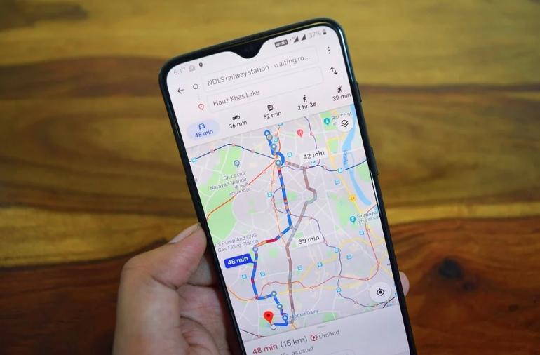 Apple、 Google 地圖比一比 誰才是地圖界新霸主?