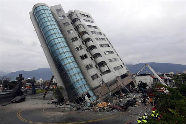 老舊建物耐震補強 《建築法》修法擬列優先法案