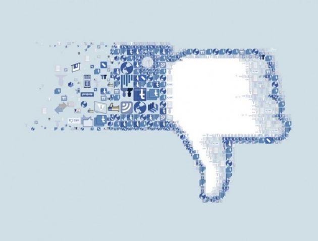Facebook測試中 使用者不只能按讚 還能按「爛」?