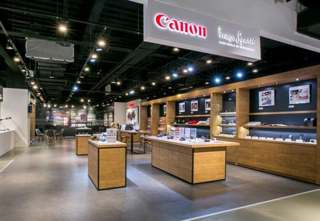 Canon最大概念店Image Square啟動,兼顧傳統與現代的靈光