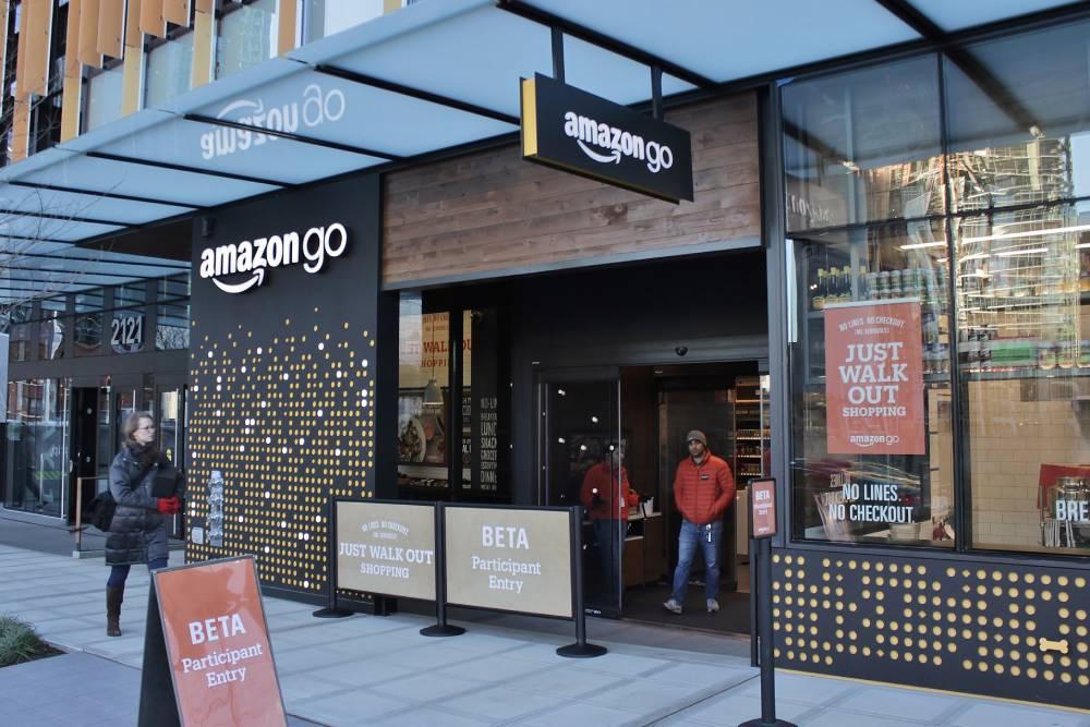 智慧新零售!亞馬遜推大型無人超市 再擴零售業版圖