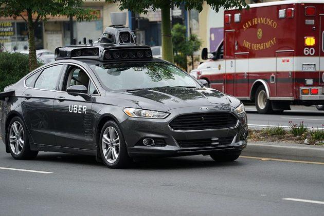 Uber自駕車撞死行人事故 自駕車商業化將面臨重大考驗?