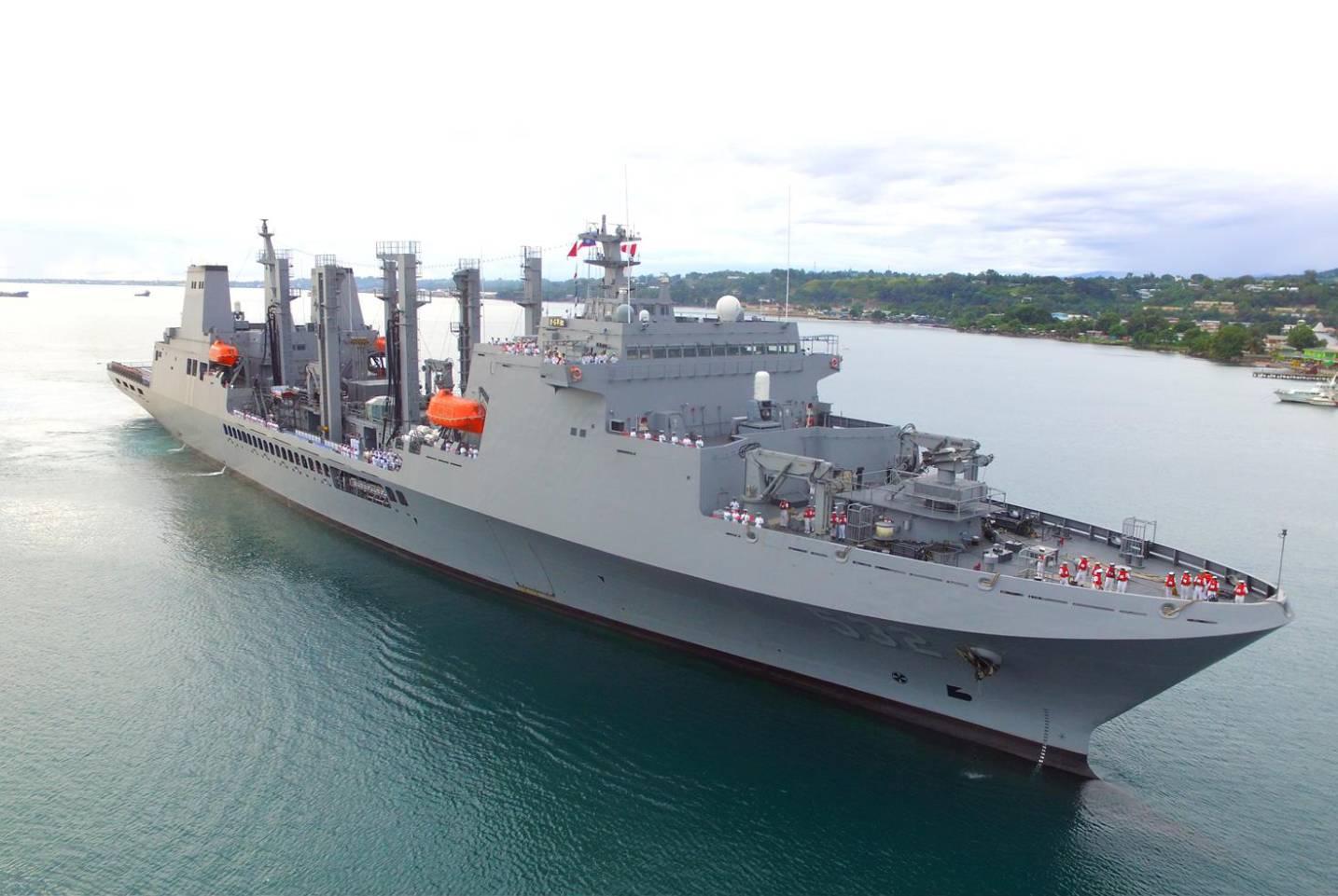 磐石艦染疫/軍方曝12至13日二主戰艦出港 造成缺口深感歉意