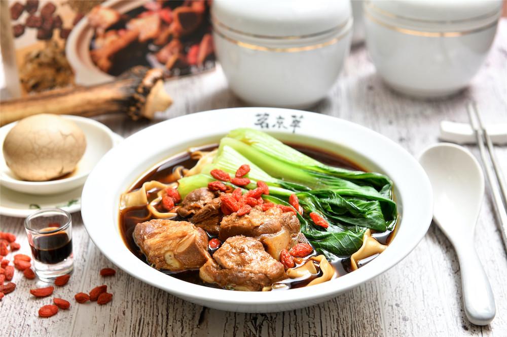 漢方食療注入新意 龜鹿御膳餐重現宮廷食養文化