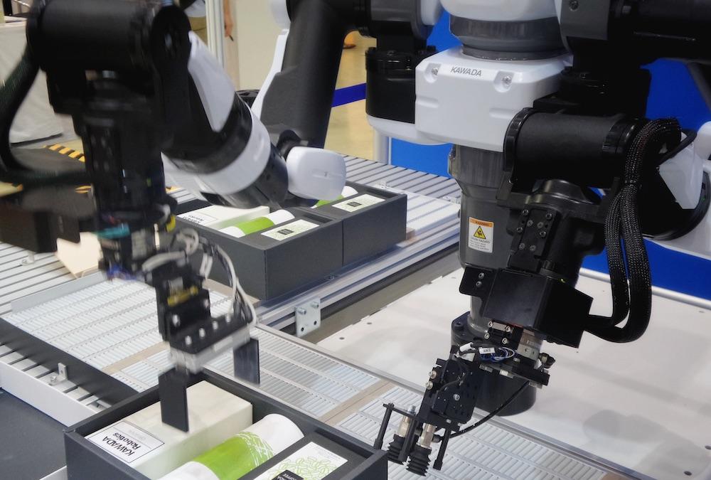 邁向工業轉型關鍵 電信業者協助企業投入智慧製造