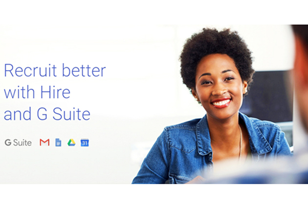 Google推新服務Hire 助公司提升招募效率