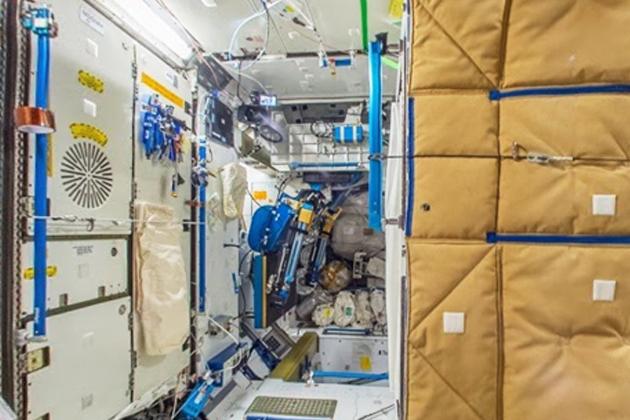 太空迷快來過過癮 Google街景開放國際太空站15艙全景