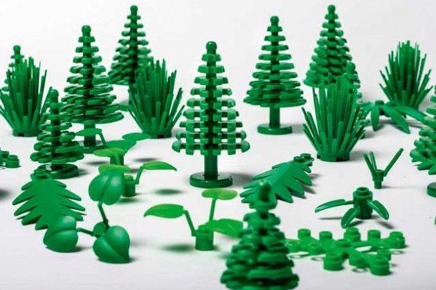 玩具也吹環保風?樂高將推出「甘蔗製成」的玩具積木!
