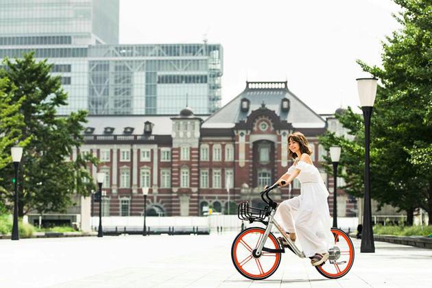 遊客福音!摩拜單車在北海道札幌上路 每半小時14元