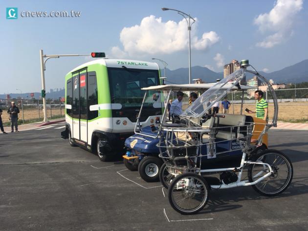 全台首個「自駕車擬真實證場域」在台北!今首度對外公開