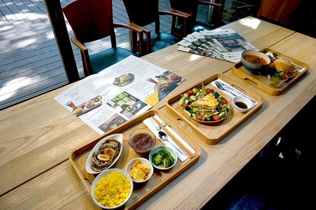 「櫟舍文學餐廳」今正式營運 開啟文學入菜的味蕾旅行